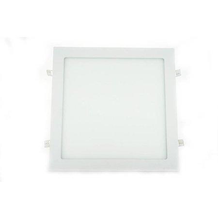 LED paneel 30x30 plafond verlichting inbouw vierkant 24W