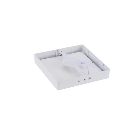 LED panel light surface mounted square 18W 225x225mm