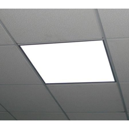 Dalle LED 60x60 Encastrable Plafond Suspendu 40W Carrée