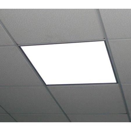 Dalle LED 60x60 encastrable plafond suspendu 40W carrée