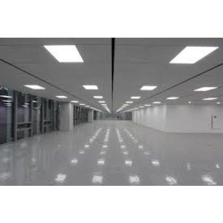 Dalle LED 60x120 rectangulaire plafond suspendu 72W