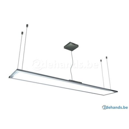LED panel 60x120 suspended ceiling 72W rectangular lighting
