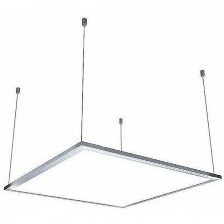 Dalle LED 62x62 plafond éclairage carrée 72W