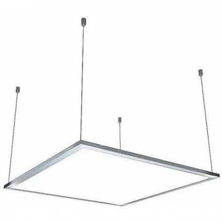 LED panel 62x62 ceiling mounted 72W square lighting