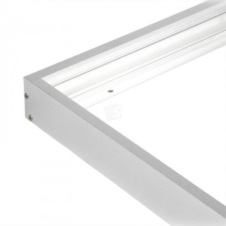 Built-up frame for LED panel 30x30