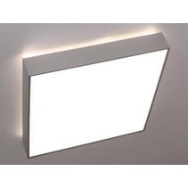 Built-up frame for LED panel 62x62