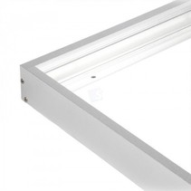 Câdre apparent pour dalle LED 60x120