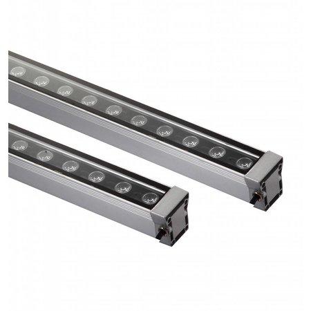 LED bar 36W 1m black