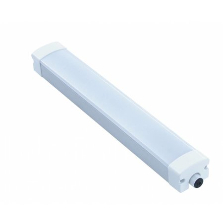 4 foot LED tube light fixture 50W