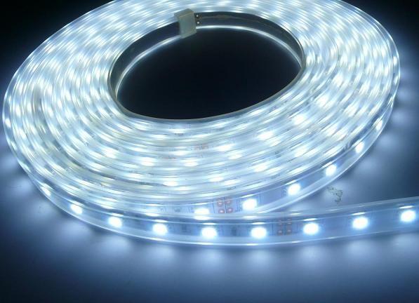 Extreem LED strip 5m buiten IP65 72W 60 leds per meter   Myplanetled GS68