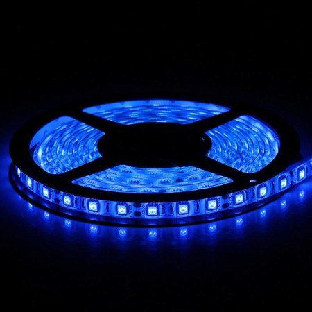 LED strip 5m IP65 outdoor 72W 60 LEDs per meter 24V