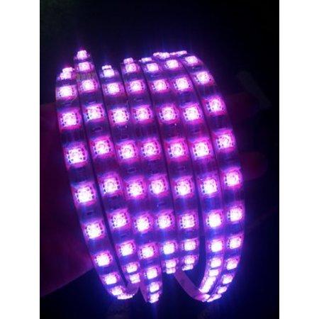 LED strip 5m IP65 outdoor 72W 60 LEDs per meter 24V