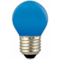 Ampoule LED boule couleur E27 1W (blue, yellow, green, orange, red)