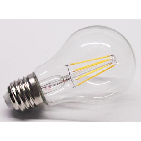 Ampoule LED E27/E14 dimmable filament 4W