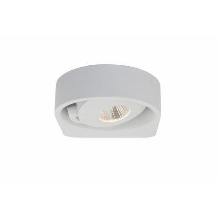 Wandlamp woonkamer LED wit richtbaar 1x5W 149mm