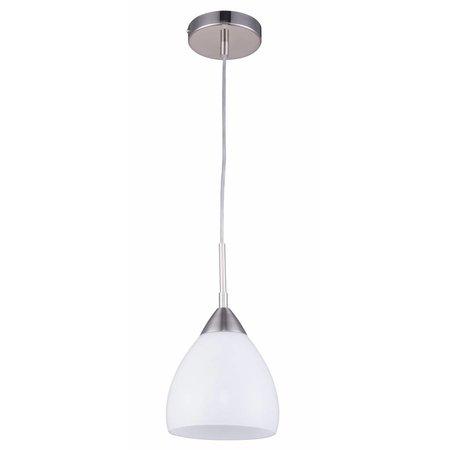 Hanglamp glas wit, grijs, rood, paars E27 160mm diameter