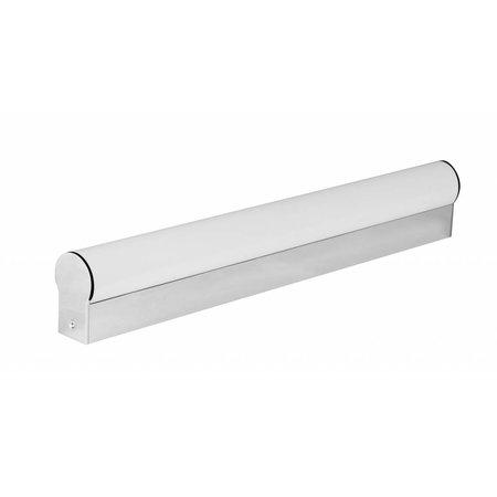 Wandlamp badkamer LED badkamer rond 12W LED IP44 600mm lang