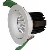 Spot encastrable 85mm/106mm pour spot GU10/module LED