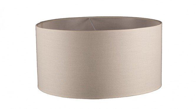Favoriete Lampenkap rond stof 400mm Ø beige/zwart/taupe voor ARM-289/290/291 @XC22