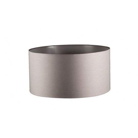Lampenkap rond stof 600mm Ø beige/zwart/taupe voor ARM-289/290/291