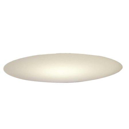 Lampenkap bodem rond stof 500mm Ø voor ARM-294