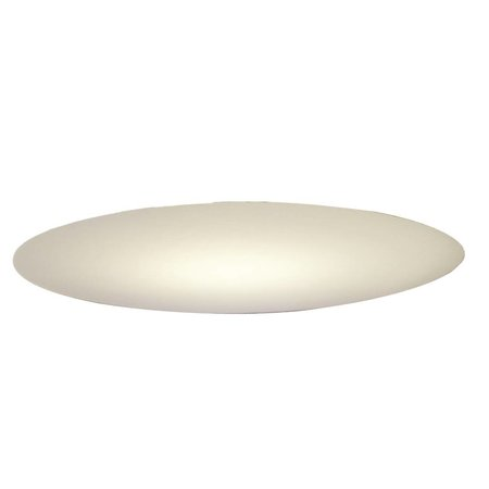 Lamp shade bottom fabric round 600mm Ø for ARM-296