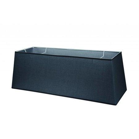Abat-jour rectangulaire tissu 1000mm écru/noir/taupe pour ARM-300