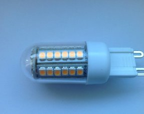 LED G9 lamp
