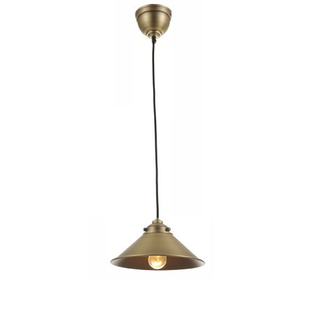 Pendant light lamp bronze shade not incl. 1xE27 1370mm for ARM-275-277