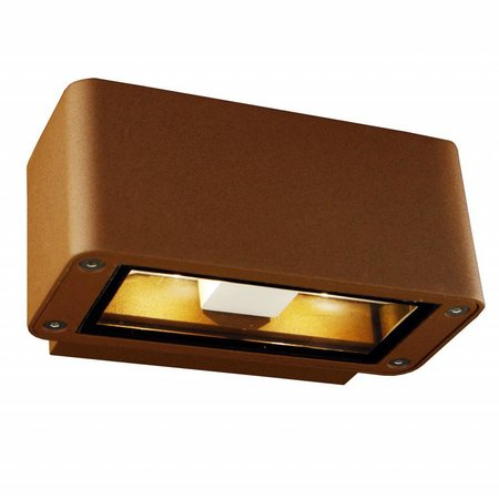 Wandlamp buiten LED up down 150mm breed 4x3W
