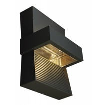 Wandlamp buiten LED wit, zilver of grafiet up down 5W