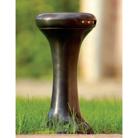 Grondspot LED op voet 1,5W 25cm 90°, 2x90° of 360°