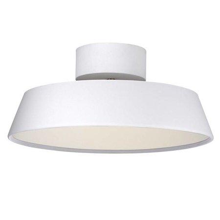 Ceiling light for kitchen LED white, grey 12W 300mm