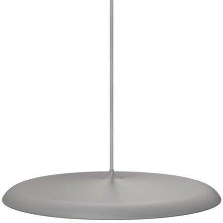 Hanglamp koper of grijs LED rond 27W 400mm Ø