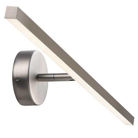 Wandlamp badkamer LED wit of grijs 6,5W 600mm breed
