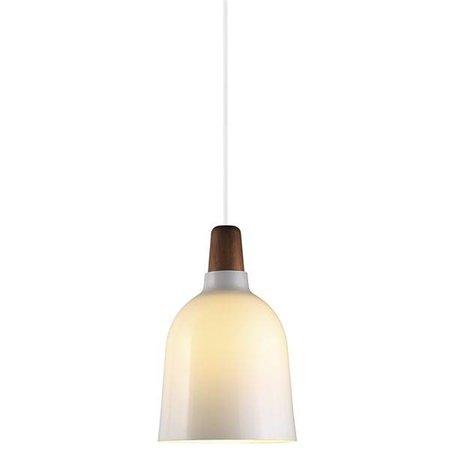 Pendant light glass or metal conic E14 140mm Ø