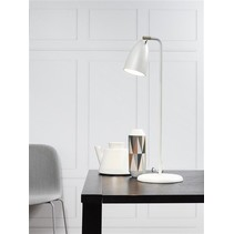 Desk lamp LED white-black-grey-brushed steel GU10 3W 630