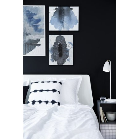 Lampe de bureau LED blanche-noire-grise-acier brossé 3W