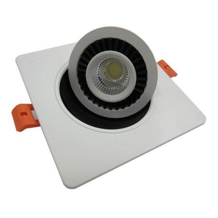 Inbouwspot kantelbaar zonder transformator LED 7W
