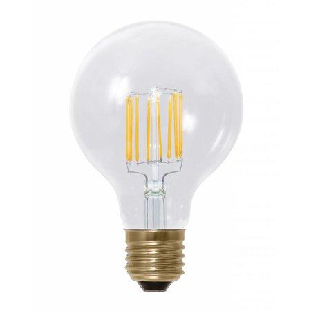 LED lamp E27 6W filament dimbaar goudkleurig