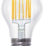 LED lamp E27 dimbaar kooldraad 8W