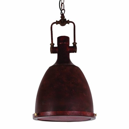 Pendant light copper vintage chain 300mm E27