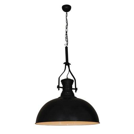 Pendant light chain copper-bronze-white-black industrial 500mm
