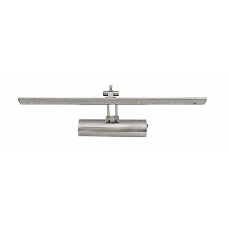 Eclairage tableau LED bronze ou gris 8W 415mm