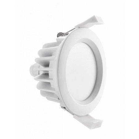 Spot encastrable salle de bain IP65 LED 8W sans transfo