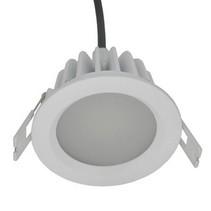 Spot encastrable LED 12W 140° sans transfo salle de bain