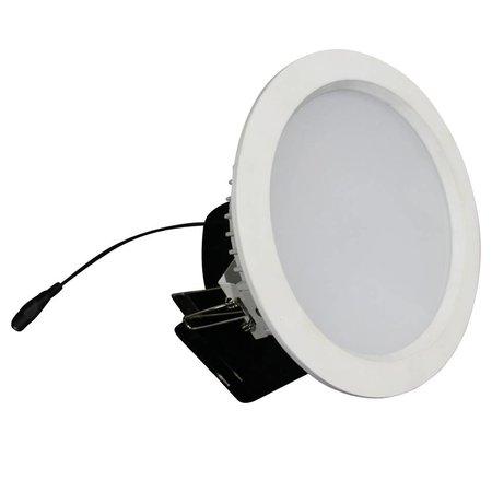 Spot encastrable LED 15W 120° sans transfo dimmable