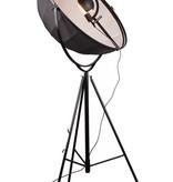 Lampadaire industriel noir-blanc 1900mm haut E27