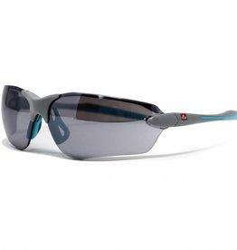 barnett GLASS-3 Blaue Sport-Sonnenbrille