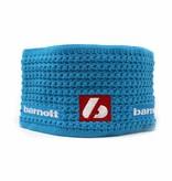 barnett M3 Warmes Stirnband aus Wolle, für Temperaturen bis -30°C,blau